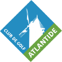 CLUB DE GOLF ATLANTIDE Logo