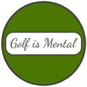 Golf Is Mental logo icon