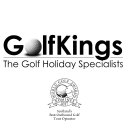 Golf Kings logo icon