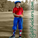 Golf Knickers logo icon