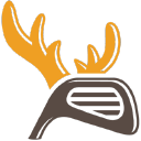Golf Moose logo icon