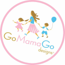 Go Mama Go Designs logo icon
