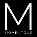 MOMENTOUS logo