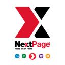 Next Page logo icon