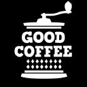 Good Coffee logo icon
