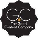The Good Content Company logo icon