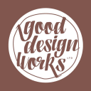 Good Design Works logo icon