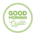 Good Morning Quote logo icon