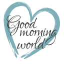 Good Morning World logo icon