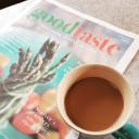 Good Taste Magazine logo icon