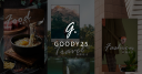 Goody25 logo icon