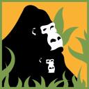 Dian Fossey logo icon