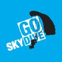 Go Skydive logo icon