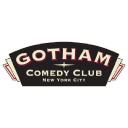 Gotham Comedy Club logo icon