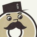 Gourdough's logo icon