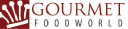 Gourmet Food World logo icon