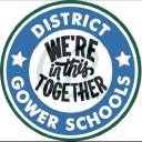 Gower West School logo