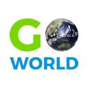 Go World Travel logo icon