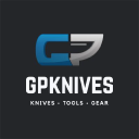 Gpknives logo icon