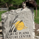 Great Plains Nature Center Home Page logo icon