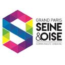 Grand Paris Seine & Oise logo icon