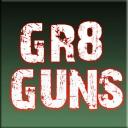Gr8 Guns logo icon