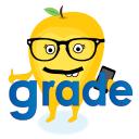 Gradeable logo icon