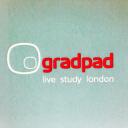 Grad Pad logo icon