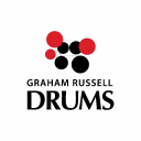Graham Russell Drums logo icon