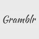 Gramblr logo icon