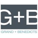 Grand + Benedicts logo icon