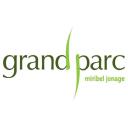 Grand Parc Miribel Jonage logo icon