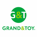 Grand & Toy logo icon