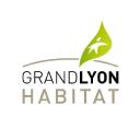Grand Lyon Habitat logo icon