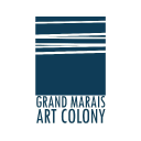 Grand Marais Art Colony logo icon