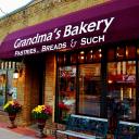 Grandma's Bakery logo icon