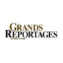 Grands Reportages logo icon