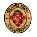Grapes From California logo icon