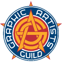 Graphic Artists Guild logo icon