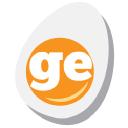 Graphicsegg logo icon