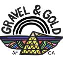 Gravel & Gold Pop Up logo icon