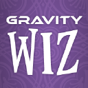 Gravity Wiz logo icon