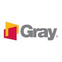 Gray logo icon