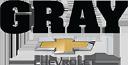 Gray Chevrolet Cadillac logo