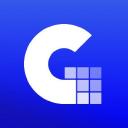 Gray Grids logo icon