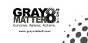 Graymatter8 Media logo