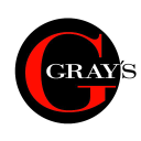 Gray's Auctioneers logo icon