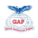 Great American Paper, Inc. logo