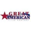 Great American Title Company logo