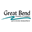 Great Bend Chamber of Commerce & Economic Development logo
